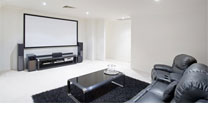 projector and screen installation sutherland shire sydney